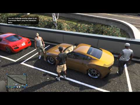gta 5 online meet Most of the early game missions are triggered by phone calls from simeon, lamar, and one of lamar's friends these should start up at about level 4 as you.