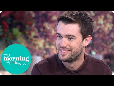 Jack Whitehall Loves Doing Comedy With His Dad | This Morning