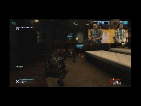 Splinter Cell: Blacklist - 2 New Videos - 0 - Splinter Cell: Blacklist – 2 New Videos