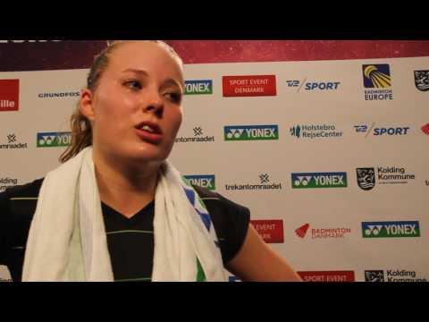 EC17 Nanna Vainio 2.kierroksen haastattelu