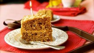 Peanut Butter Birthday Cake - Joy The Baker