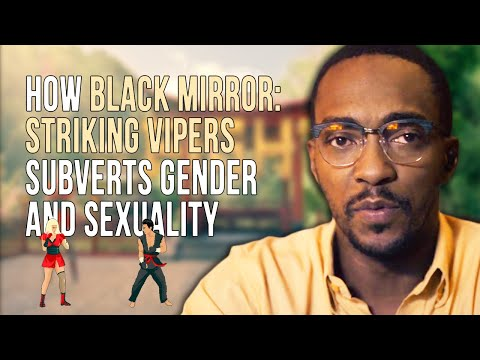 How Black Mirror: Striking Vipers Subverts Gender And Sexuality | Black Mirror Analysis