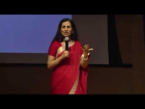 Leadership Series - Lecture by Ms. Chanda Kochhar