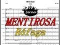 Mentirosa Charanga - Partitura Arreglos musicales Serna