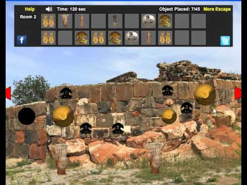 Erebuni Fortress Escape Walkthrough