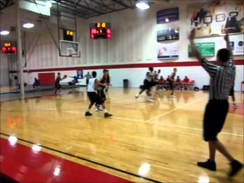 2012 AAU Basketball - 17u Tournament Game 1 - MAY Elite wins!