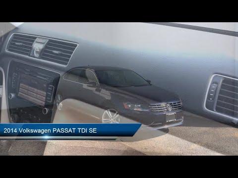 2014 Volkswagen PASSAT TDI SE Morton Peoria Bloomington Pekin Washington