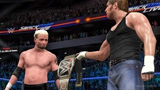 Repeat youtube video James Ellsworth Wins The WWE World Championship On Smackdown Live! | WWE 2K17 Custom Storyline