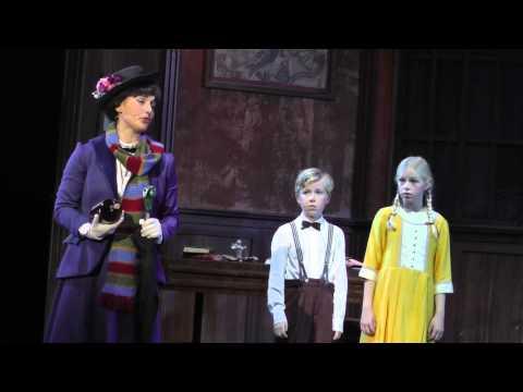 Charlotte Brænna - Miss Lark/Understudy Mary Poppins - Mary Poppins