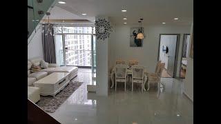 Bán căn Thông tầng 198m2, 4 phòng ngủ ở chung cư Hoàng Anh Gia Lai 3- New Saigon, giá 3,75 tỷ
