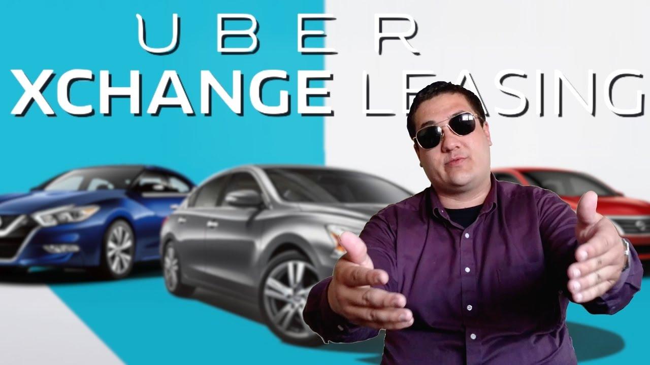 Uber's Xchange Leasing Program
