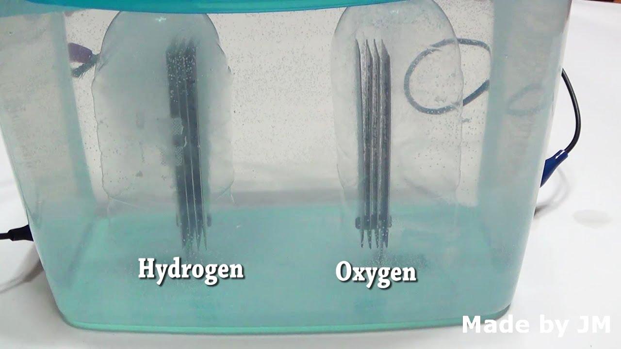diy electrolysis machine