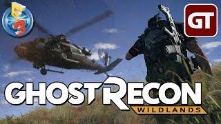 Thumbnail für Sollte das nicht besser sein? | GHOST RECON: WILDLANDS - E3-Trailer-Check zum Gameplay