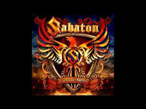 Sabaton Coat Of Arms Instrumental - Insane Audio Quality & Full HD 1080p With English & Greek Lyrics