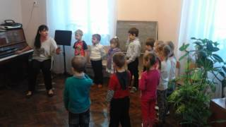 Открытый урок музыки
