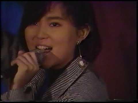 高橋美枝、1985年学園祭