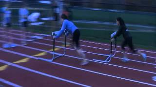 Developing the High School Sprinter/Hurdler/Jumper
