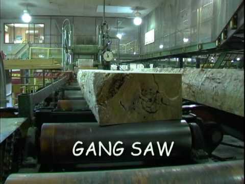 Hancock Lumber Eastern White Pine Manufacturing Tour