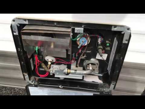 Part 2 Testing Operation Camco Rv Hot Water Hybrid Heat Kit Electric Conversion Step By Step Youtube