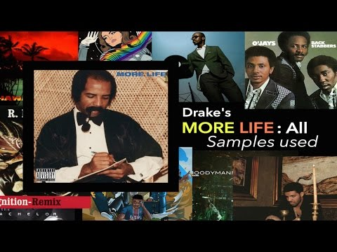 "Every Sample From Drake's ""More Life"""