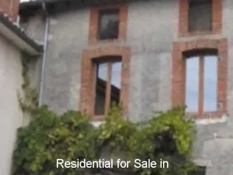French Property For Sale in France: Limousin Haute-Vienne 87 44500 EUR House