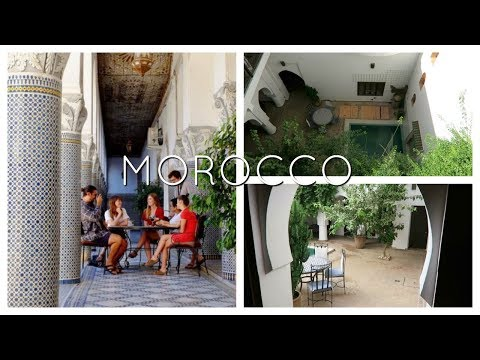 Morocco Travel Diary I 2017