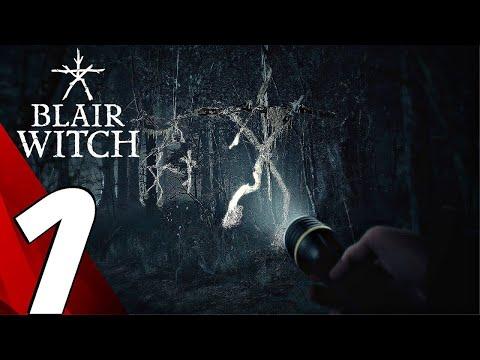 BLAIR WITCH | CADI AVI BAŞLIYOR! | Bölüm #1 Türkçe [CANLI YAYINDAN]