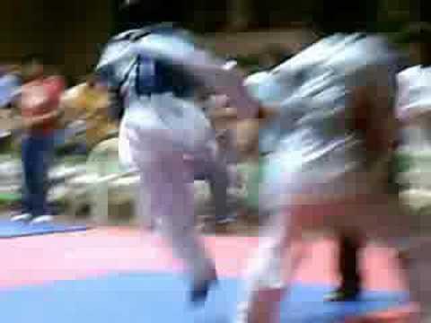 sisters of mary boystown taekwondo (Part 2)