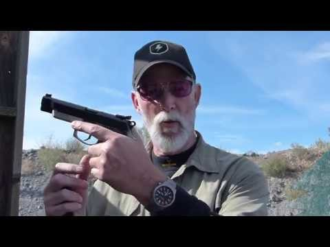 Bersa Thunder 9 Pro XT Out of the Box to Match Review!