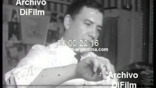 DiFilm - Dia del peluquero en Buenos Aires 1966
