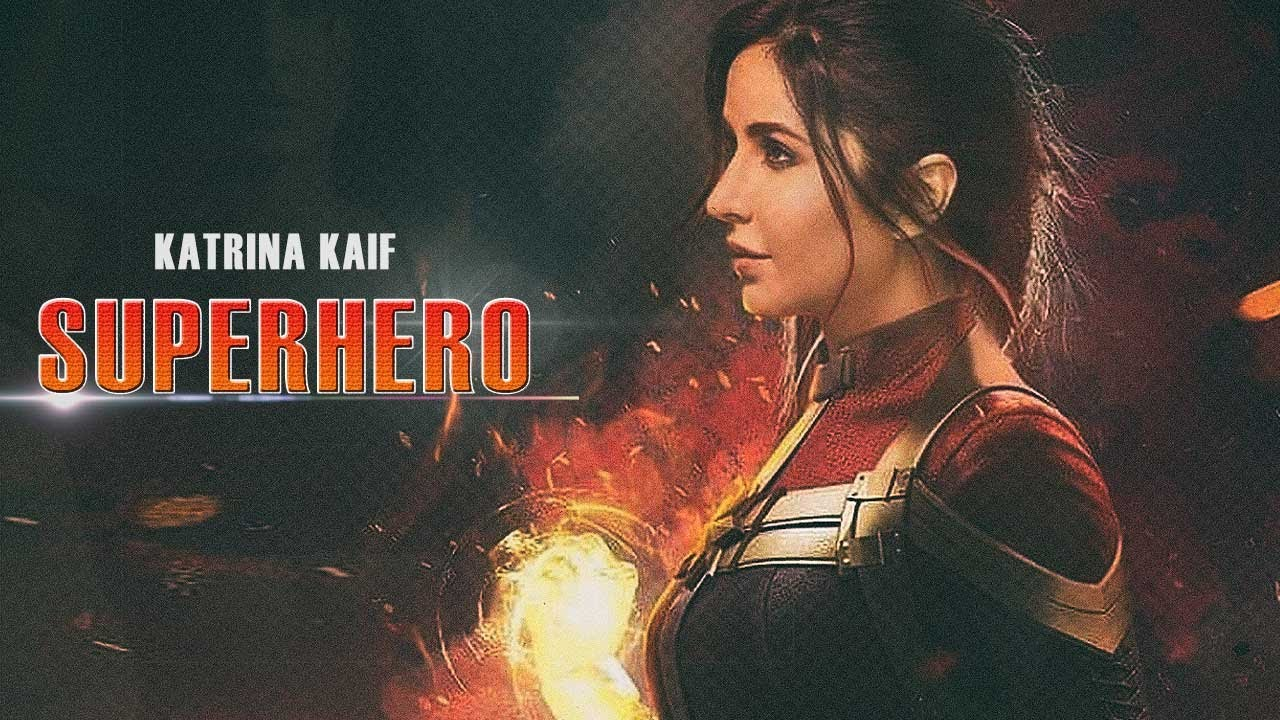 Katrina Kaif Superhero Movie (2021)   Netflix - YouTube