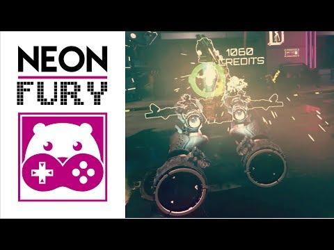 Neon Fury