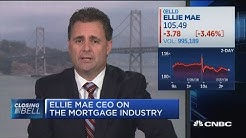 Cloud-based platform Ellie Mae CEO on how his company is disrupting the mortgage and housing industr