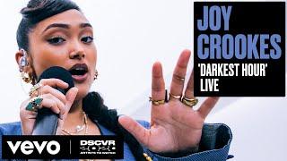 Baixar Joy Crookes - Darkest Hour (Live) | Vevo DSCVR Artists to Watch 2020