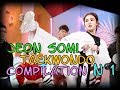 Download JEON SOMI(전소미) TAEKWONDO COMPILATION    fightingkathy MP3 song and Music Video