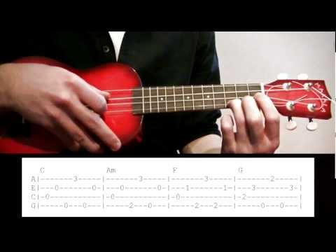 Ukulele Lesson: The Righteous Brothers - Unchained Melody / With Tabs