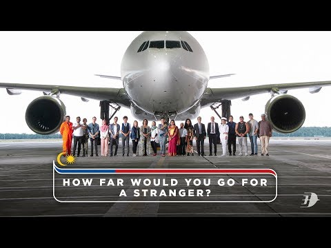 Malaysia Airlines Malaysia Day 2018   From the Heart