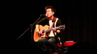 David Choi - By My Side (Live at Bentley Music Auditorium, KL, Malaysia)