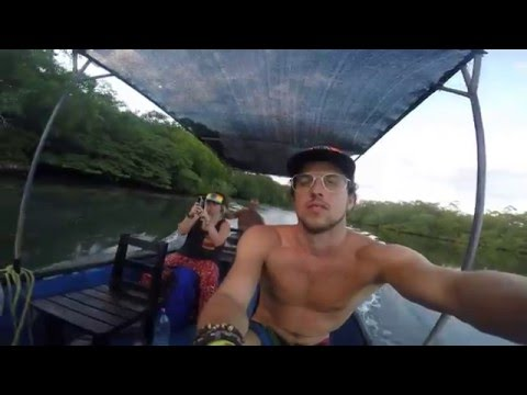 Costa Rica travel video GoPro 2015