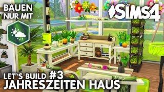Jahreszeiten Haus #3 | Bauen nur mit Die Sims 4 Jahreszeiten (deutsch)