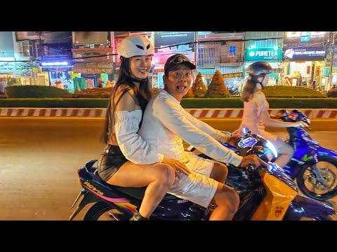"""Clip Dạo Phố Cùng Dàn Xe Xipo Yaz """" Tiền Đạo """" HK Team"""
