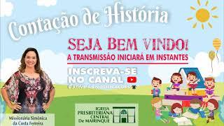 Contação de História - 30/05/2020