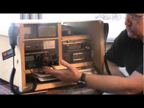 KK4DKT Portable Ham Radio  YouTube