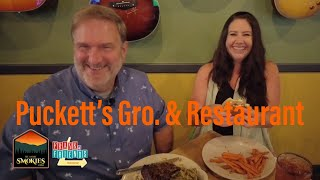 See More Smokies Insider Edition - Puckett's Gro. & Restaurant - Pigeon Forge