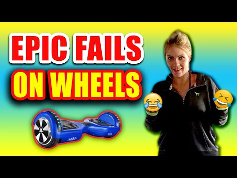 Epic Fails on Wheels - Extremely Funny || Try Not To Laugh (2020) || Best Fails of 2020 || Failsters