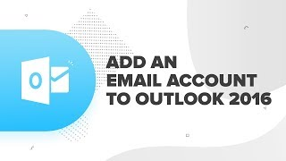 How To Add An Email Account To Outlook 2016 - Configuration Video | ResellerClub