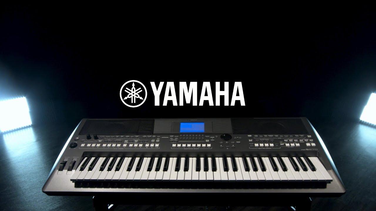 Yamaha PSR S670 Portable Workstation | Gear4music demo