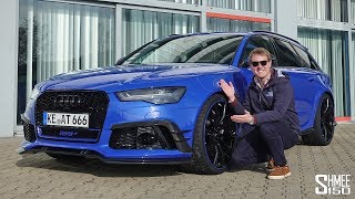 The Abt RS6+ Nogaro Edition is the Best Audi RS6 EVER!