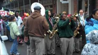 Kids Mardi Gras Parade - New Orleans 2010