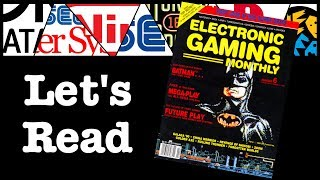Electronic Gaming Monthly Issue #6 - January 1990